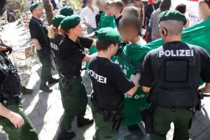 aktionstag 2011 polizei