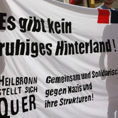 Kundgebungstour gegen Nazi-Strukturen am 30. Juni 2012