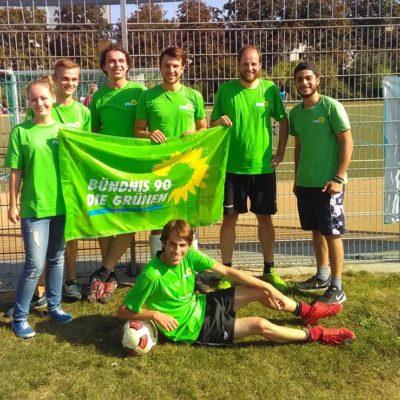 Kicken gegen Rassismus 2016 | Team der Grünen Heilbronn (Foto: Grüne Heilbronn)