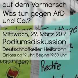 Die neuen Rechten auf dem Vormarsch – Was tun gegen AfD und Co?