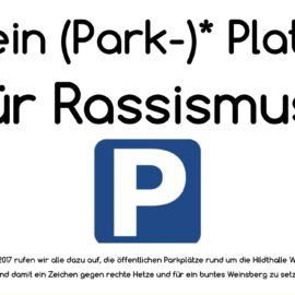 Internationales Fest gegen die AfD in Weinsberg
