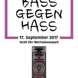 Poetry Slam und Tanz-Demo gegen AfD-Veranstaltung