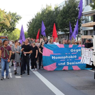 """Bass gegen Hass"" am 18. September 2017 in Heilbronn"