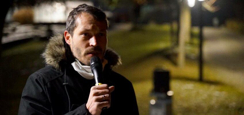 Florian Vollert Die Linke Heilbronn